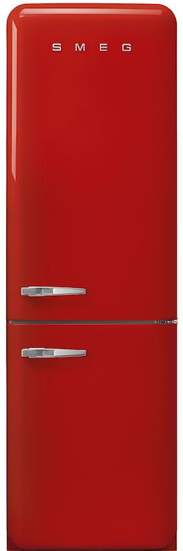 Smeg FAB32RRD3UK Retro Frost Free Fridge Freezer