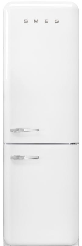 Smeg FAB32RWH3UK Retro Frost Free Fridge Freezer