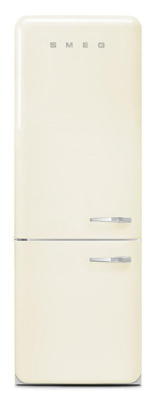 Smeg FAB38LCR 70cm 50's Retro Cream Fridge Freezer