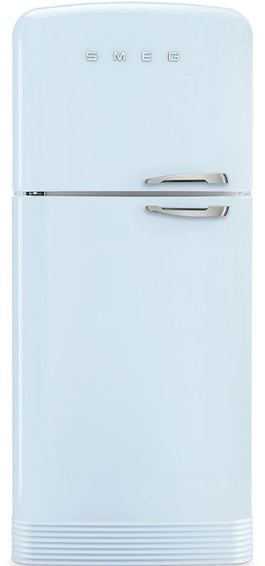 Smeg FAB50LPB Left Hinged Retro Fridge Freezer
