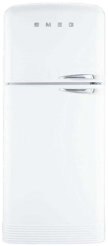 Smeg FAB50LWH Left Hinged Retro Fridge Freezer