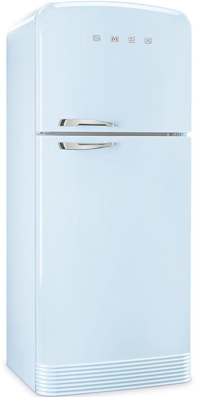 Smeg FAB50RPB Right Hinged Retro Fridge Freezer