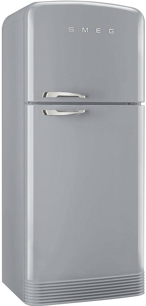 Smeg FAB50RSV Right Hinged Retro Fridge Freezer