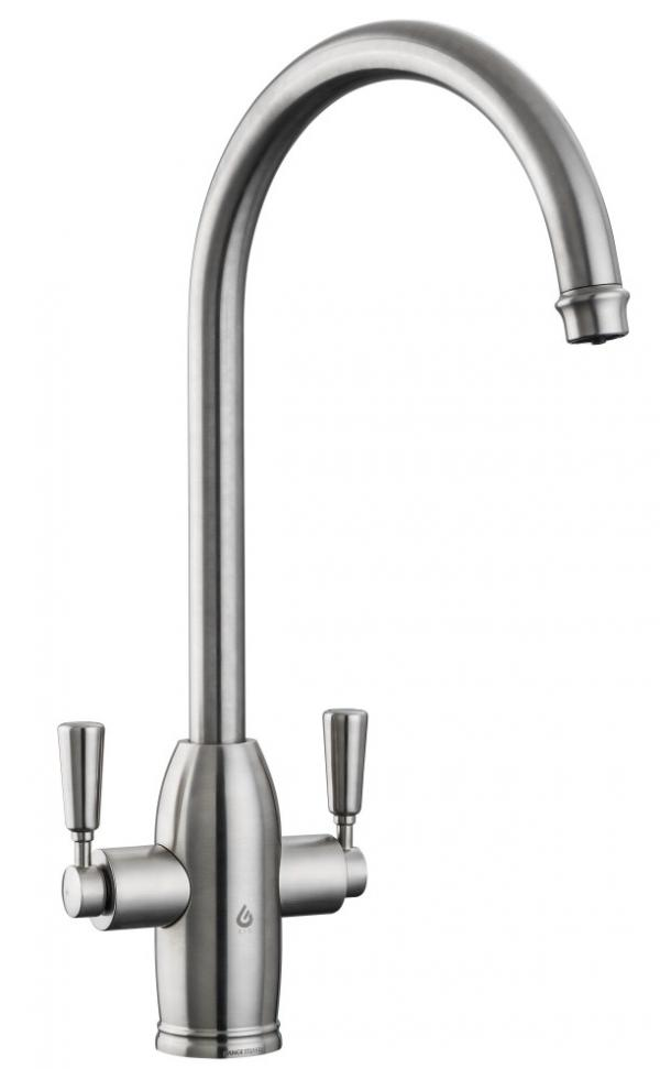 Rangemaster GEO43CLABF GEO CLASSIC 4-IN-1 TAP Brushed Finish