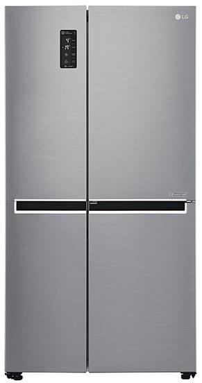 LG GSM760PZXZ Side by Side Fridge Freezer