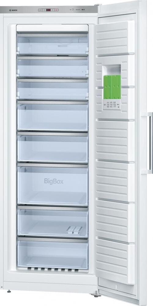 Bosch GSN58AW30G Freestanding Tall Freezer