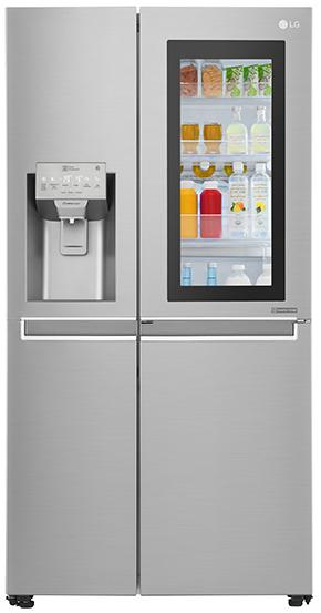 LG GSX960NSAZ Side by Side Fridge Freezer