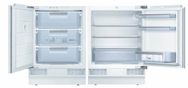 Bosch GUD15A50GB / KUR15A50GB - Built-Under Freezer / Built-Under Larder Fridge Pack