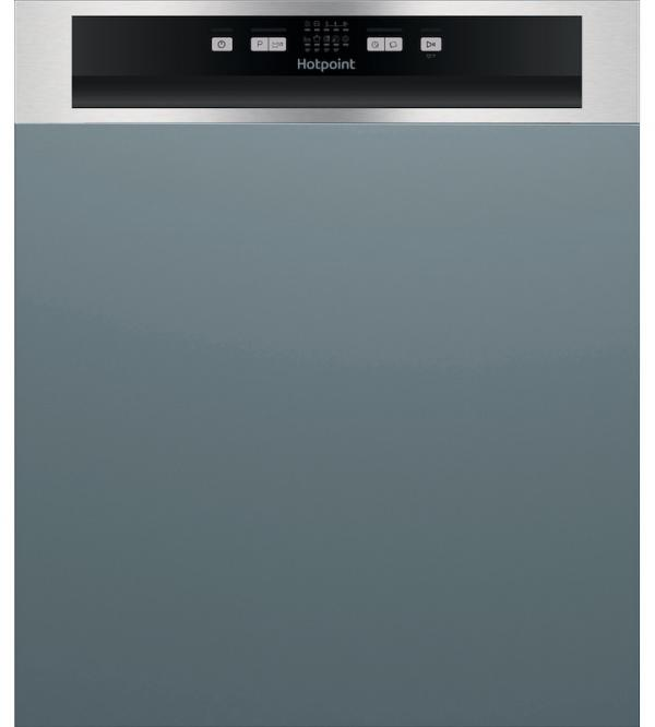 Hotpoint HBC2B19X Semi Integrated Dishwasher