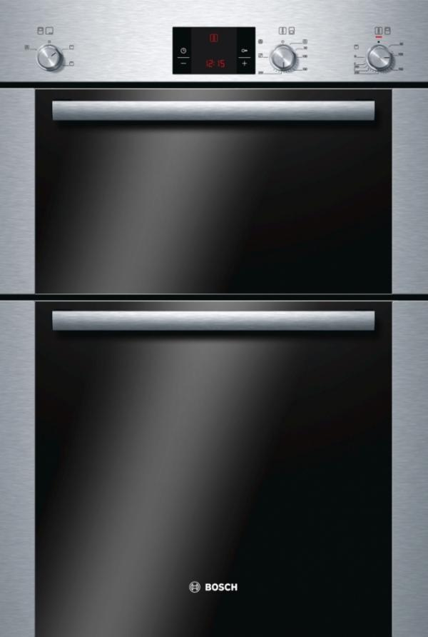 Bosch HBM13B251B Built-In Double Oven