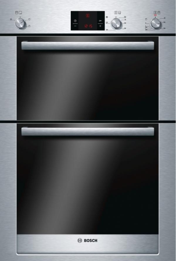 Bosch HBM13B550B Built-In Double Oven