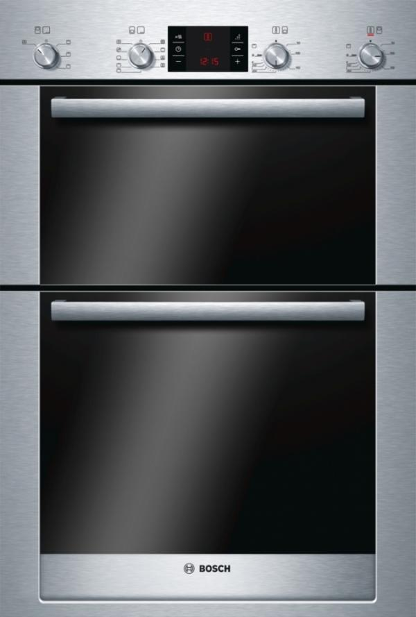 Bosch HBM53R550B Built-In Double Oven