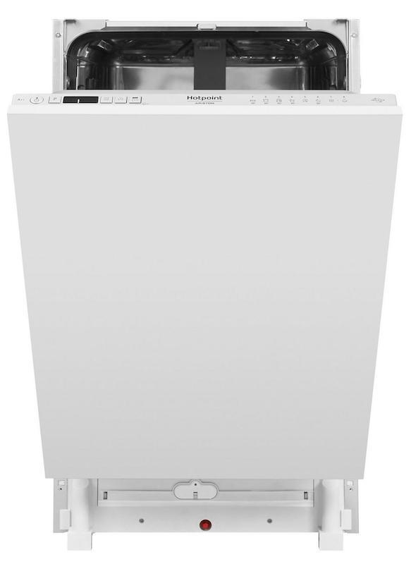 Hotpoint HSICIH4798BI Fully Integrated Slimline Dishwasher