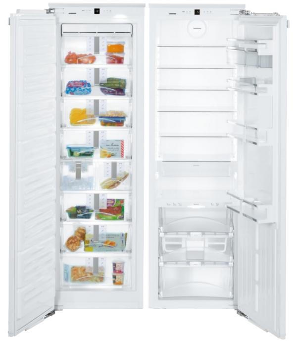 Liebherr IKBP3560 / SIGN3576 - Integrated Biofresh Larder Fridge / Integrated Freezer Pack