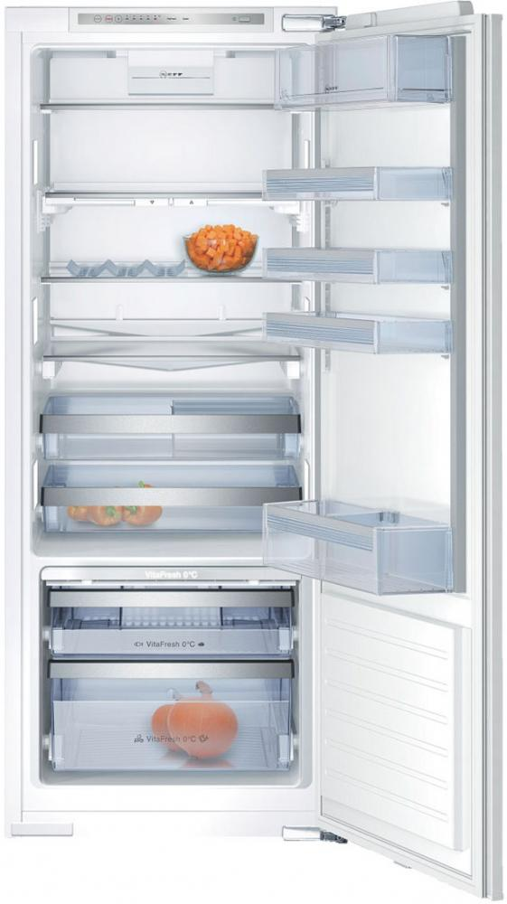 Neff K8115X0 Built In Tall Larder Fridge