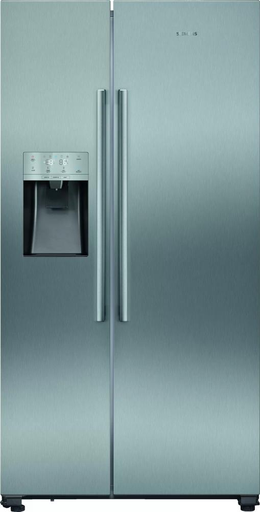Siemens KA93DVIFPG American Side by Side Fridge Freezer with Plumbed Ice & Water