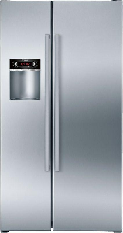 Bosch KAD62V40GB American Side by Side Fridge Freezer