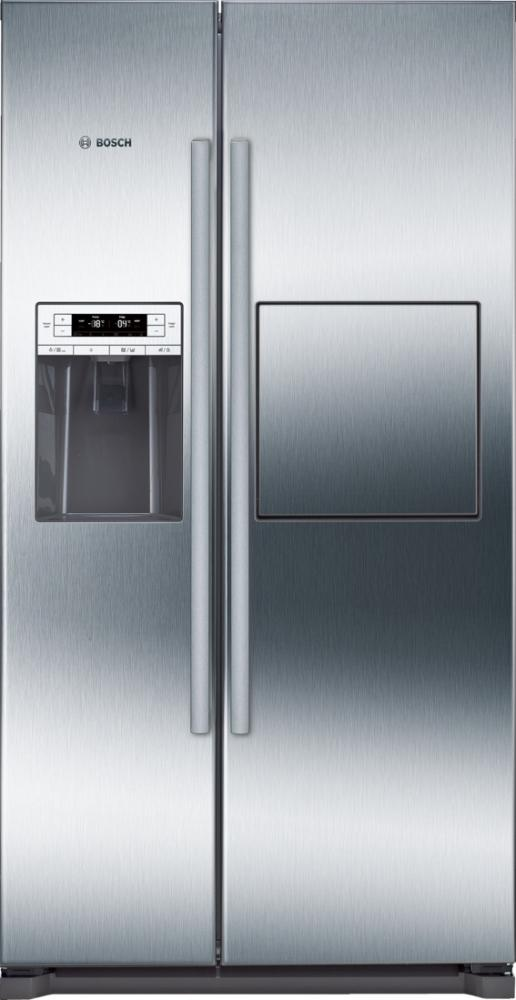 Bosch KAG90AI20G Home Bar Side by Side Fridge Freezer