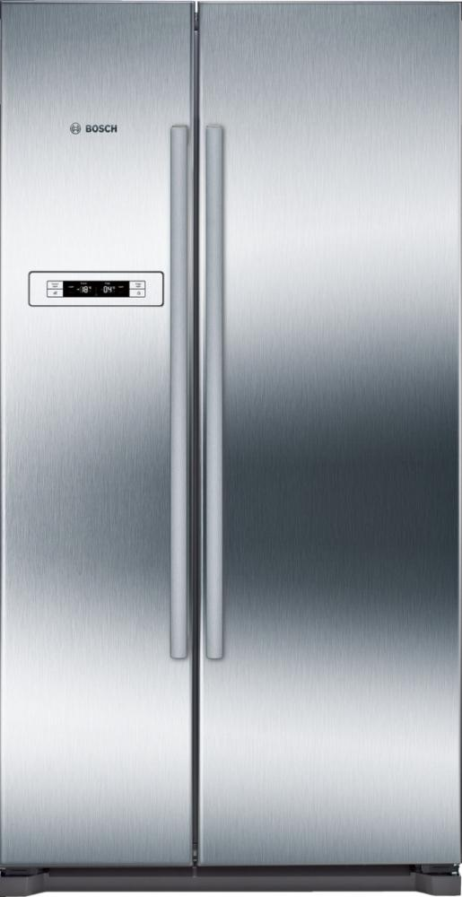 Bosch KAN90VI20G American Side by Side Fridge Freezer