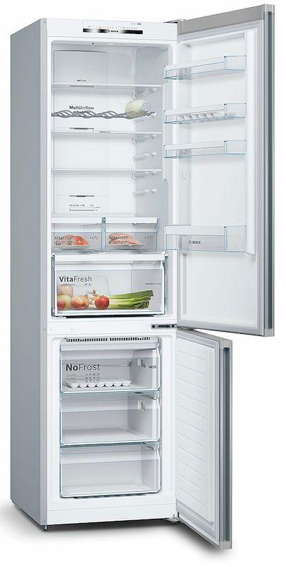 Bosch KGN39IJ3AG Vario Style Frost Free Fridge Freezer (EX DISPLAY)