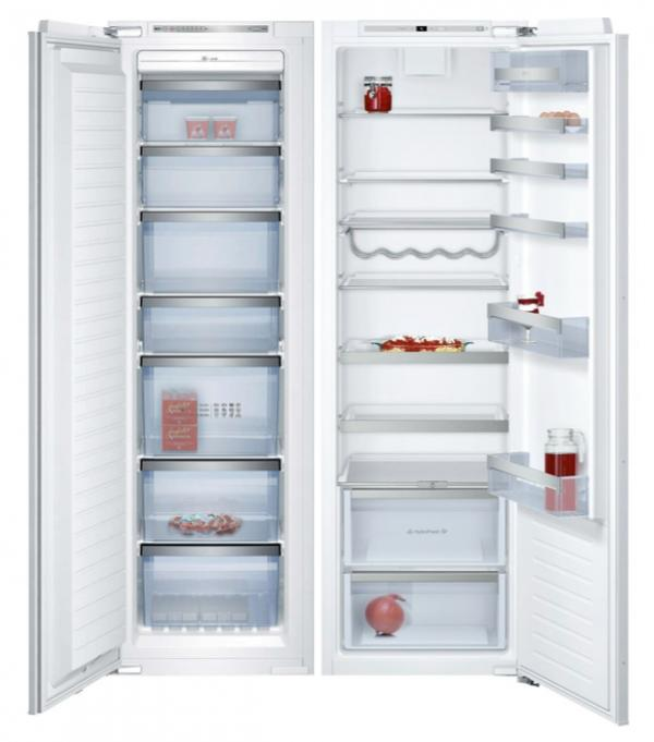 Neff G4655X7GB / KI1813F30G - Integrated Freezer / Integrated Larder Fridge Pack