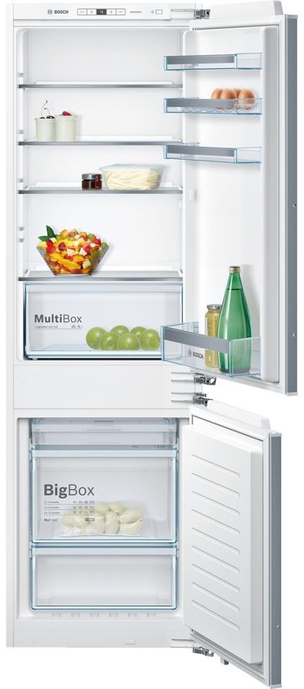 Bosch KIN86VF30G Integrated 60/40 Frost Free Fridge Freezer