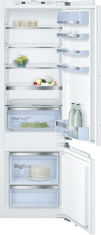Bosch KIS87AF30G Integrated 70/30 Frost Free Fridge Freezer
