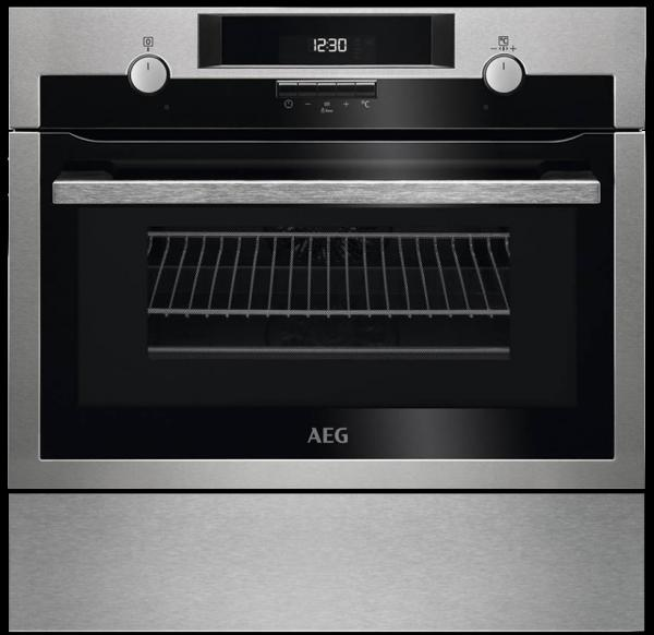 AEG KME561000M / KDE911424M - Combi / Warming Drawer Pack
