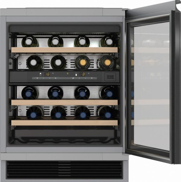 Miele KWT 6321 UG / KWT6321UG Built-Under Wine Cabinet