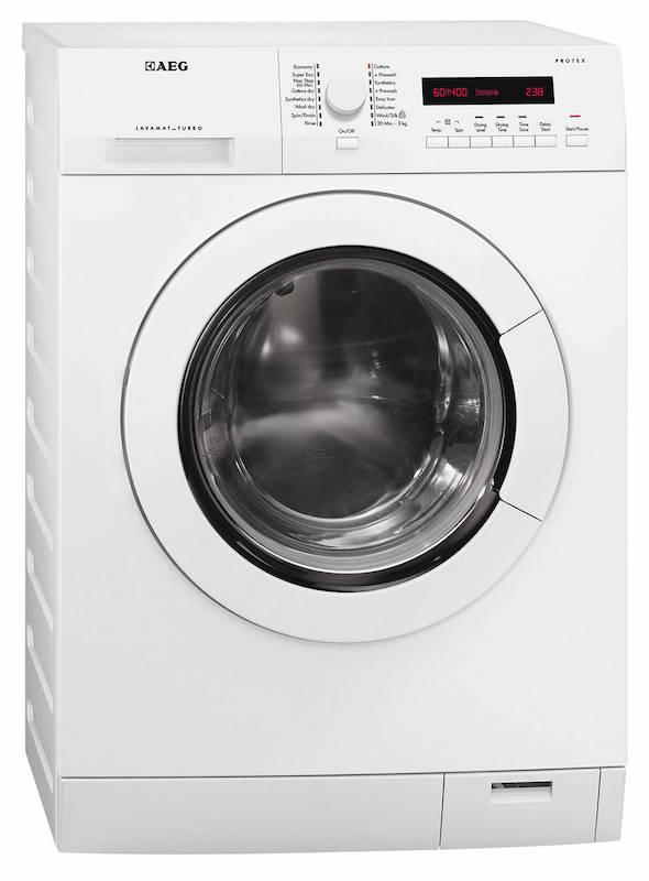 AEG L75480WD Washer Dryer