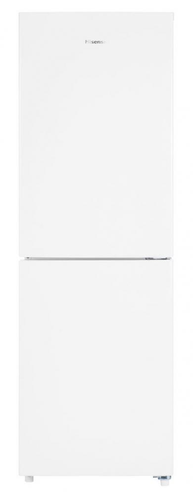 Fridgemaster MC55210 Freestanding White Fridge Freezer
