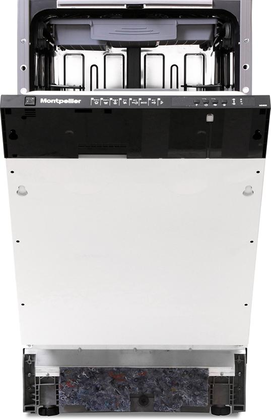Montpellier MDI500 Integrated Slimline Dishwasher
