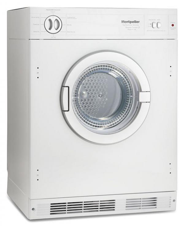 Montpellier MTD17S Integrated Vented Tumble Dryer