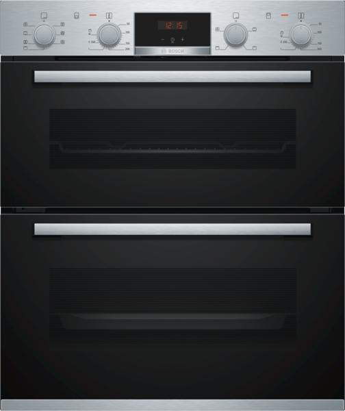 Bosch NBS533BS0B Built-Under Double Oven