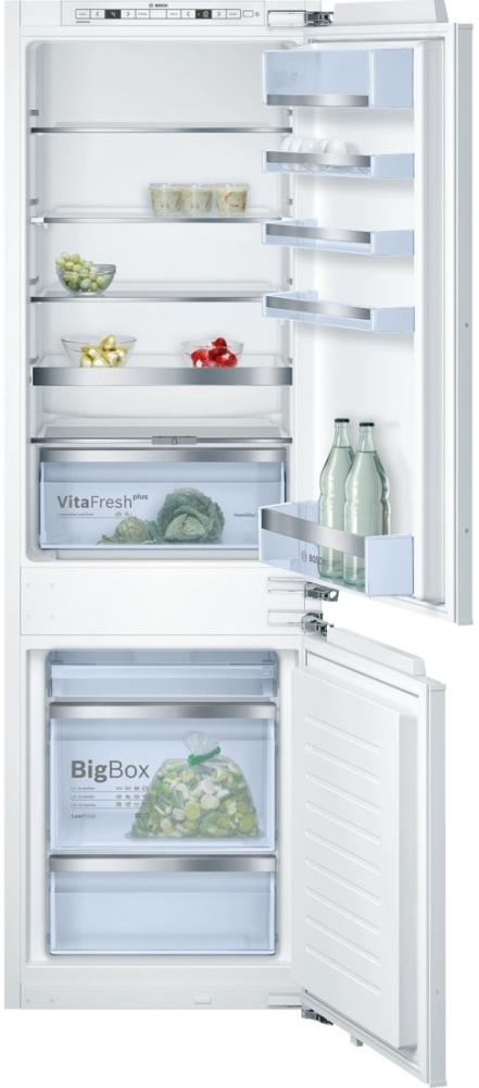 Bosch KIS86AF30G Integrated 60/40 Frost Free Fridge Freezer