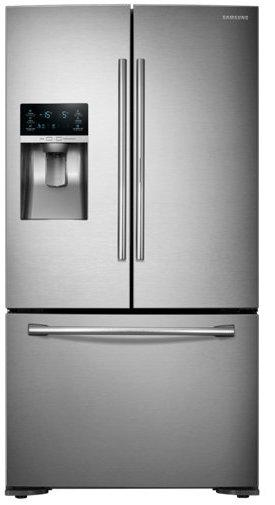 Samsung RF23HTEDBSR American Side by Side Fridge Freezer