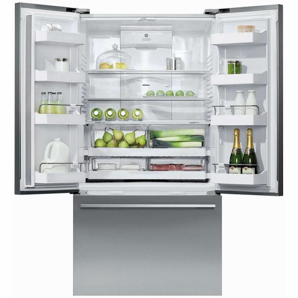 Fisher Amp Paykel Rf540adusx4 French Door American Style Ice