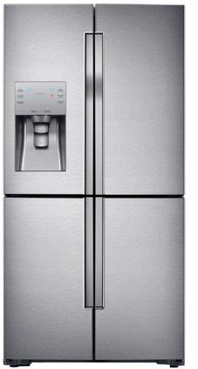 Samsung RF56J9040SR Side by Side Fridge Freezer