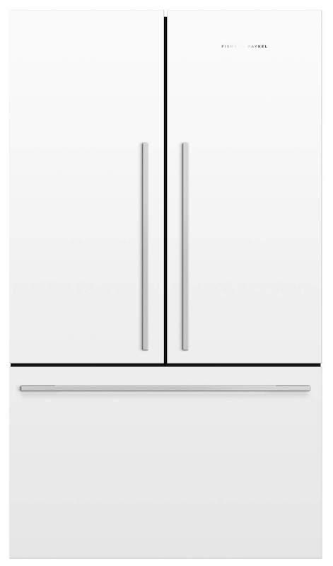 Fisher & Paykel RF610ADW4 French Door Side by Side Fridge Freezer