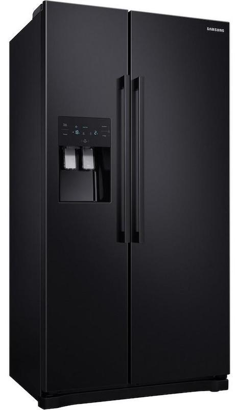 Samsung RS50N3513BC American Style Side by Side Black Fridge Freezer