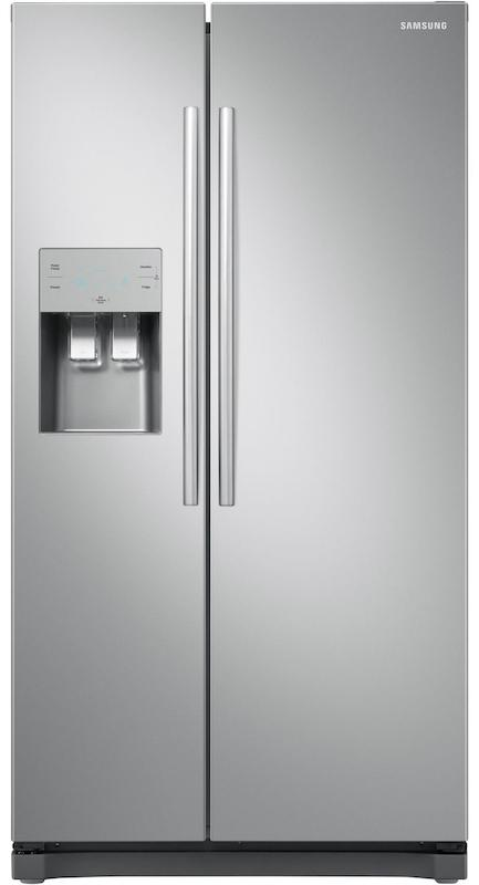 Samsung RS50N3513SL American Style Side by Side Fridge Freezer