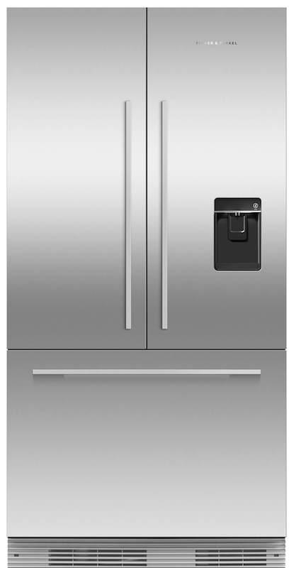 Fisher & Paykel RS90AU1 Integrated French Door Ice & Water Fridge Freezer