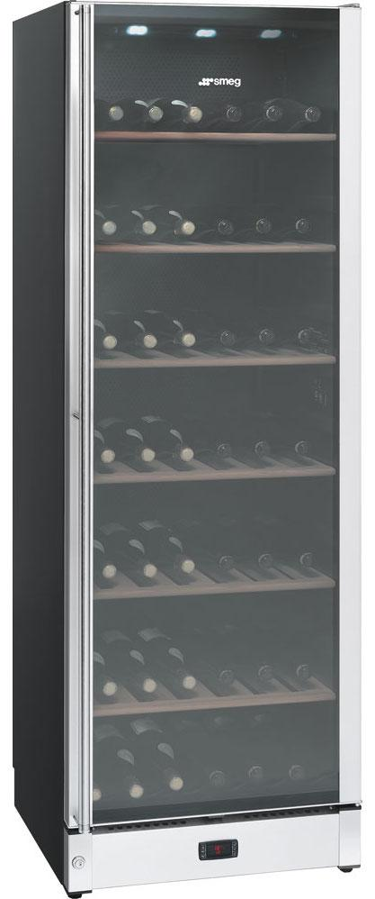 Smeg SCV115A 60cm Tall Wine Cooler