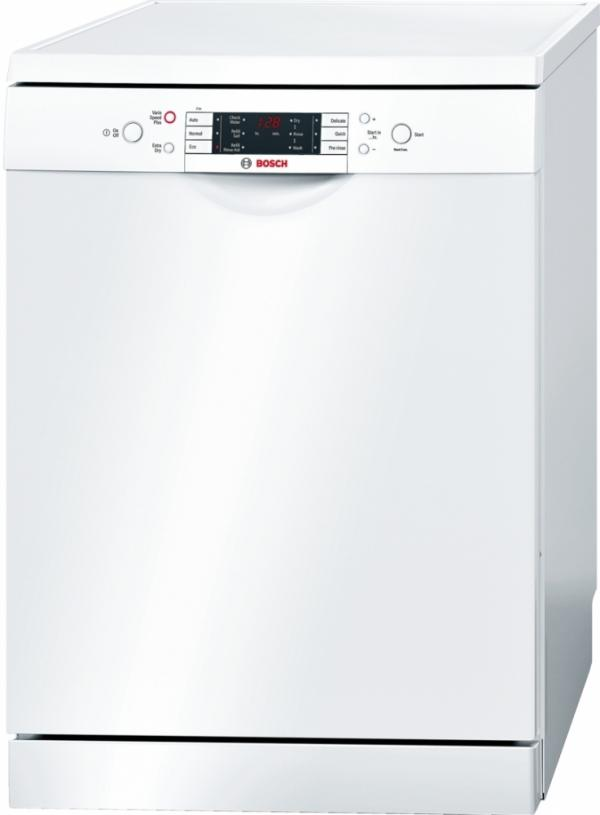 Bosch SMS63M42GB Freestanding 60cm Dishwasher