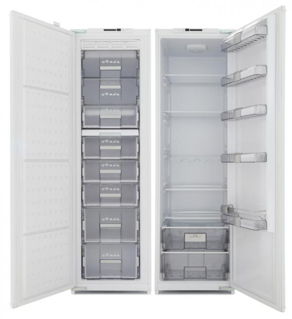 Blomberg FNM1541I / SSM1351I - Integrated Freezer / Integrated Larder Fridge Pack
