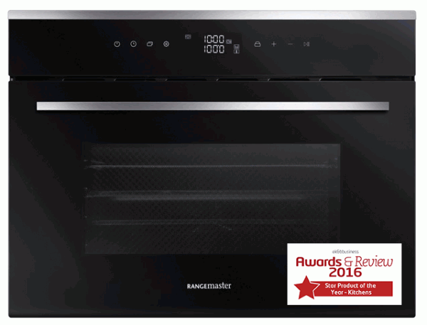 Rangemaster RMB45SCBL/SS 11231 Built-In Steam Combi Oven