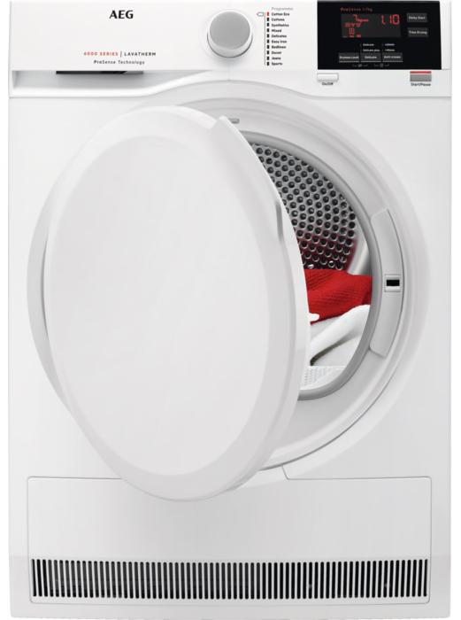 AEG T6DBG720N Condenser Tumble Dryer