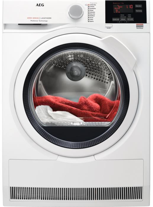 AEG T6DBG721N Condenser Tumble Dryer