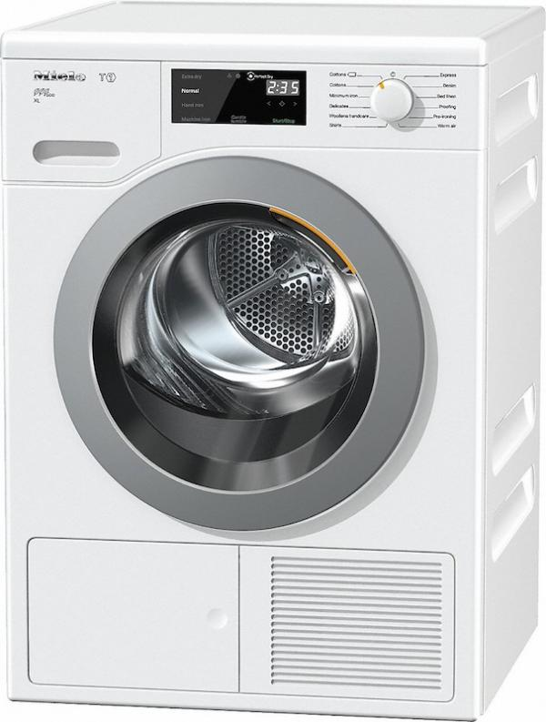 Miele TCH620 WP / TCH620WP Heat Pump Tumble Dryer (EX DISPLAY)