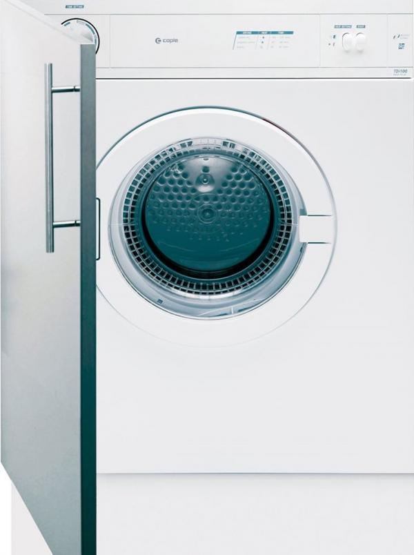 Caple TDI101 Fully Integrated Vented Tumble Dryer